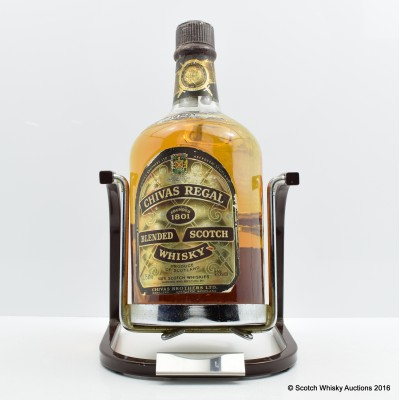 Chivas Regal 12 Year Old 1.75L With Cradle