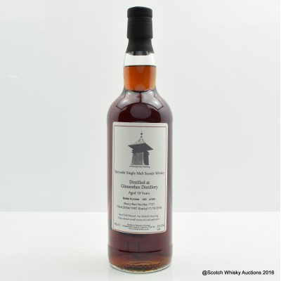 Glenrothes 1997 19 Year Old Whisky Broker