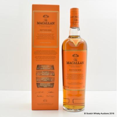Macallan Edition No2