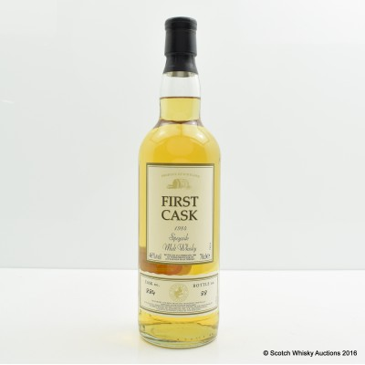 MacDuff 1984 24 Year Old First Cask