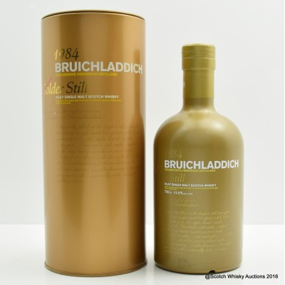 Bruichladdich Golder Still 1984 23 Year Old