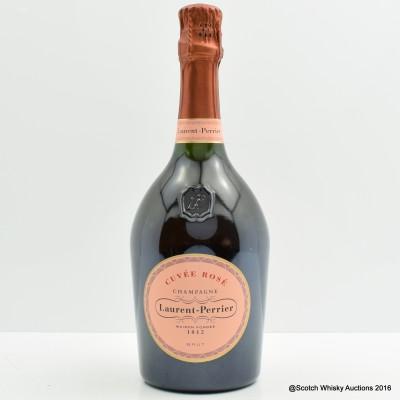 Laurent-Perrier Brut Rose Champagne 75cl