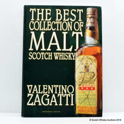The Best Collection Of Malt Scotch Whisky by Valentino Zagatti