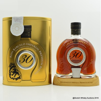 Ron Barcelo 30th Anniversary Imperial Premium Blend