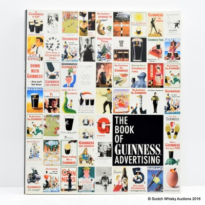 The Book Of Guinness Advertising by Jim Davies