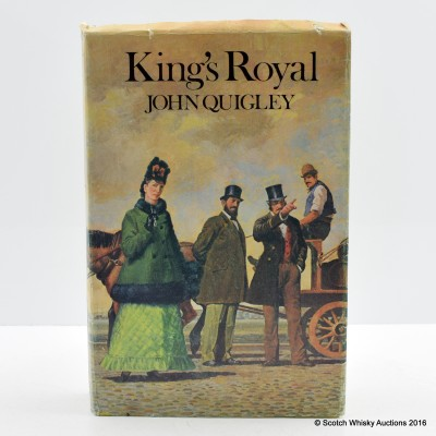 King's Royal by John Quigley (Uncorrected advance proof)