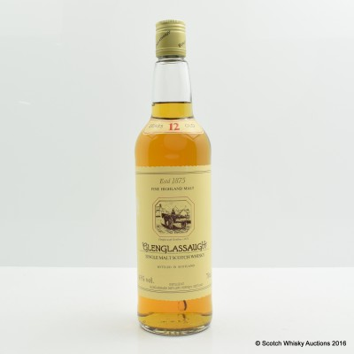 Glenglassaugh 12 Year Old Old Style