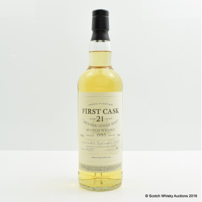 Royal Brackla 1993 21 Year Old First Cask