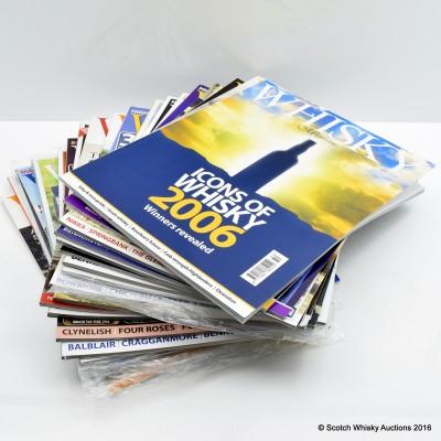 Whisky Magazines x 20