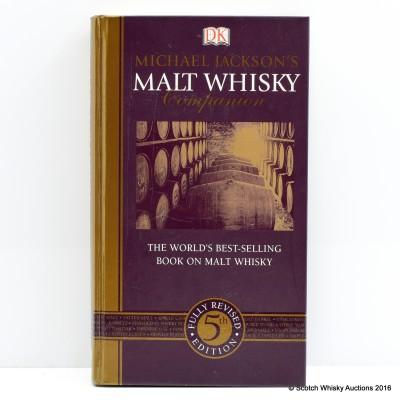 Malt Whisky Companion by Michael Jackson (5th Edition)
