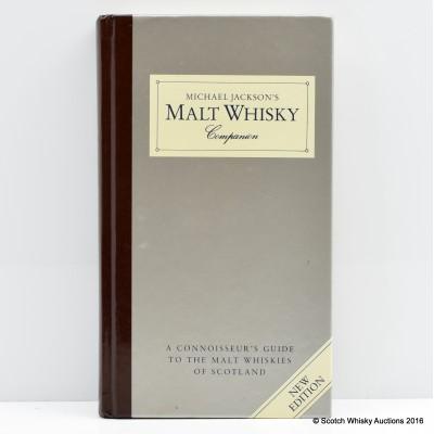 Malt Whisky Companion by Michael Jackson (New Edition 1992)