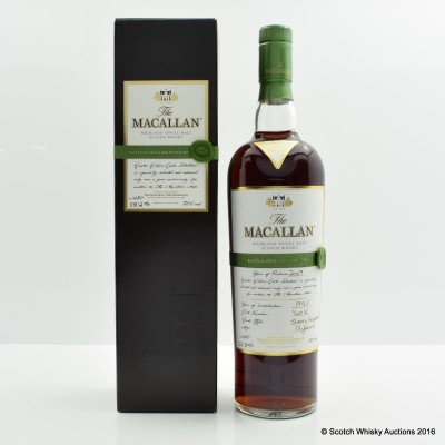 Macallan Easter Elchies 2009