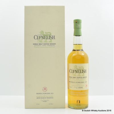 Clynelish Select Reserve 2015 Release