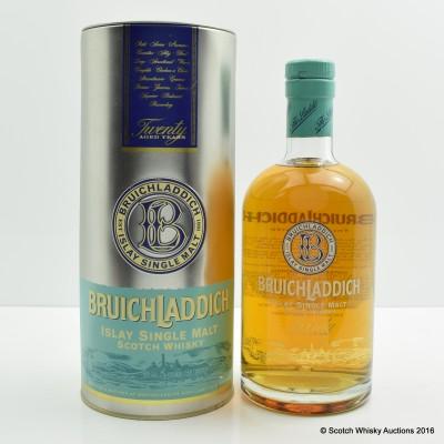 Bruichladdich 20 Year Old 1st Edition 75cl