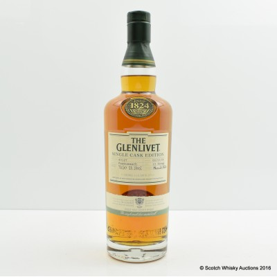 Glenlivet 13 Year Old Faemussach Single Cask Edition