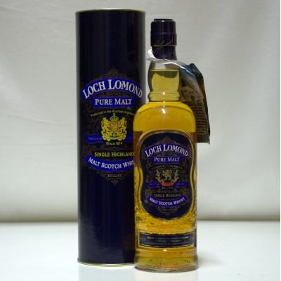 Loch Lomond Pure Malt