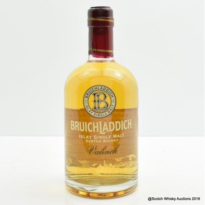 Bruichladdich Valinch Reopening of the Distillery 1988 50cl