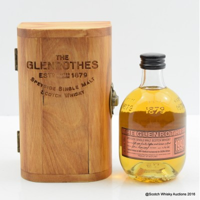 Glenrothes 1994 for CECBL 6th Annual Meeting 10cl