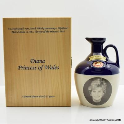 Rutherford's Ceramics Life Of Diana Princess Of Wales