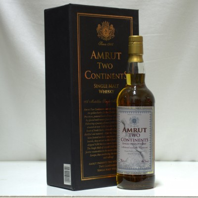 Amrut Two Continents 1st Release