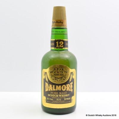 Dalmore 12 Year Old 26 2/3 Fl Oz
