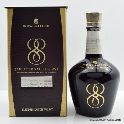 Royal Salute 21 Year Old The Eternal Reserve