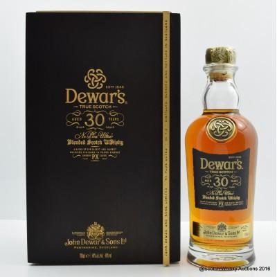 Dewar's 30 Year Old