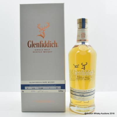 Glenfiddich Rare Whisky 20 Year Old Distillery Exclusive