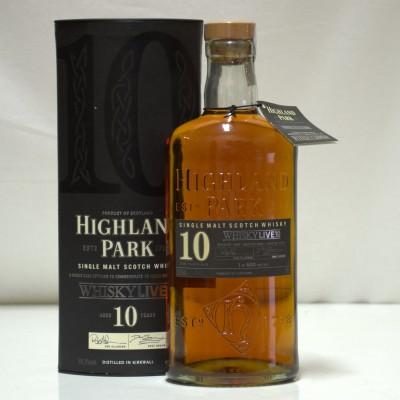 Highland Park Whisky Live 2010
