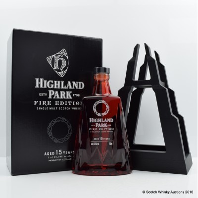 Highland Park 15 Year Old Fire
