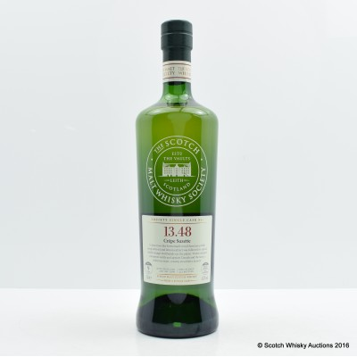SMWS 13.48 Dalmore 2006 9 Year Old