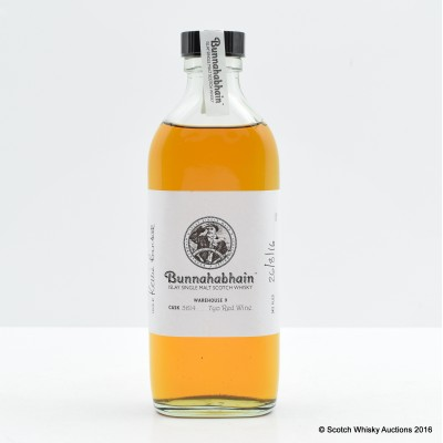 Bunnahabhain 7 Year Old Red Wine 20cl