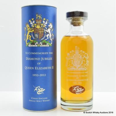 English Whisky Company Diamond Jubilee