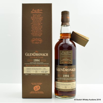 Glendronach 1994 21 Year Old Single Cask Distillery Exclusive