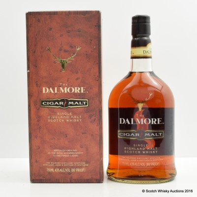 Dalmore Cigar Malt 75cl