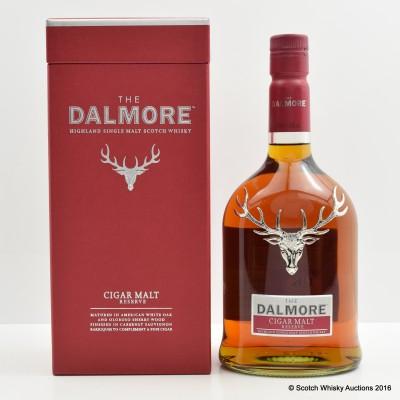 Dalmore Cigar Malt Reserve