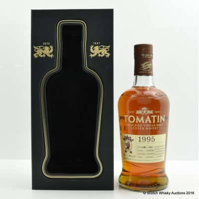 Tomatin 1995 Limited Edition