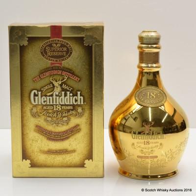 Glenfiddich 18 Year Old Superior Reserve