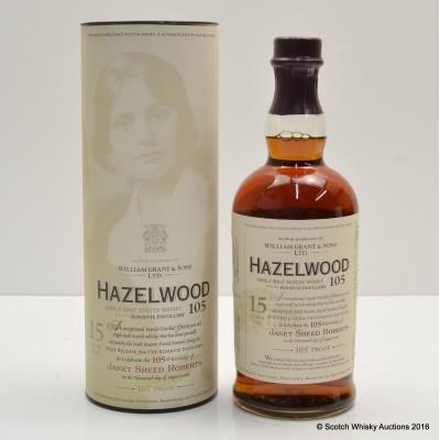 Hazelwood 15 Year Old 105°