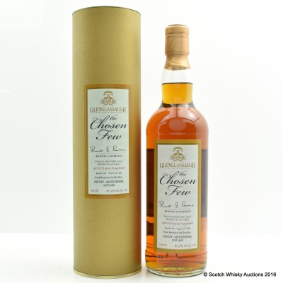 Glenglassaugh 2009 The Chosen Few Ronnie Lawrence