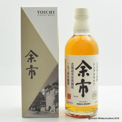 Nikka Yoichi Single Malt 50cl