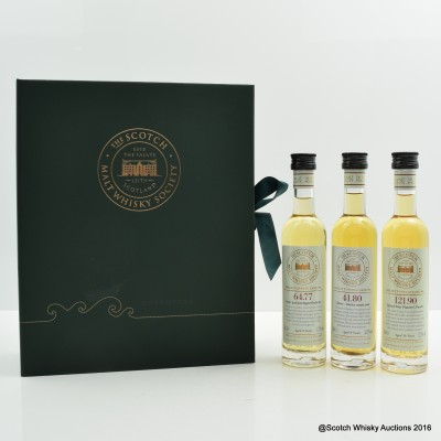 SMWS Membership Pack 3 x 10cl