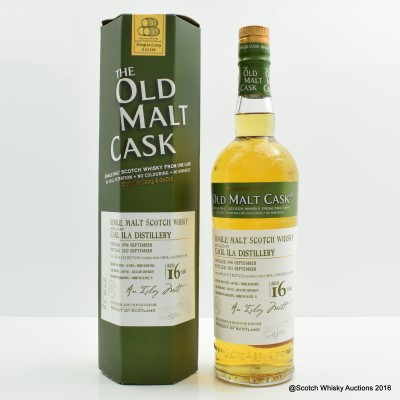 Caol Ila 1996 16 Year Old Old Malt Cask