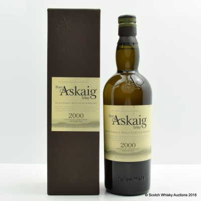 Port Askaig 2000 Single Vintage La Maison Du Whisky 60th Anniversary