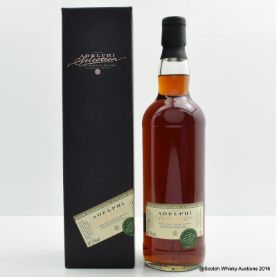 Glenrothes 2007 8 Year Old Adelphi