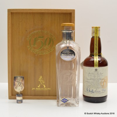 Johnnie Walker 150th Anniversary Bottling 75cl