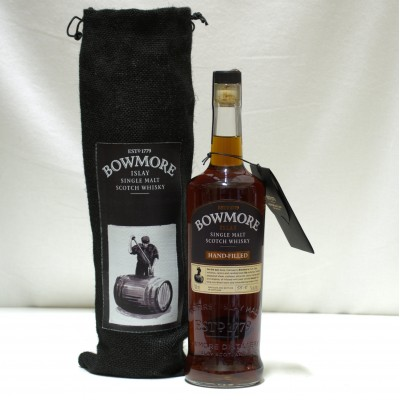 Bowmore 1997 Hand-Filled First Release Signed