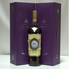 Macallan Diamond Jubilee Old and New Box