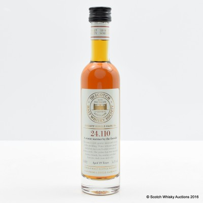SMWS 24.110 Macallan 19 Year Old 10cl