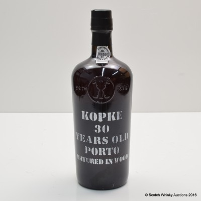 Kopke 30 Year Old Port 75cl